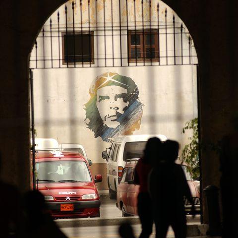 Che Guevara in Havanna, Kuba
