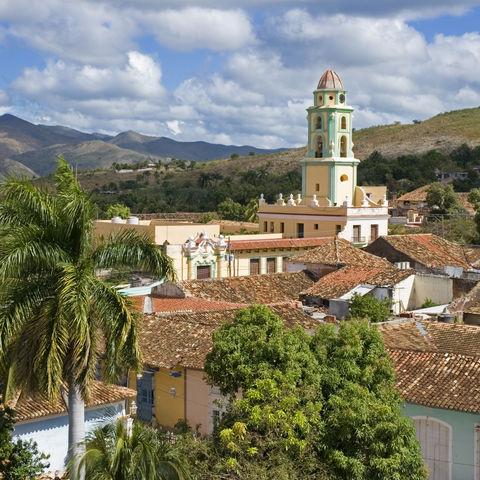 Malerisches Trinidad, Kuba