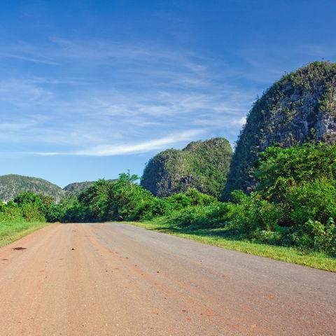 Karstlandschaft im Westen der Insel, Kuba