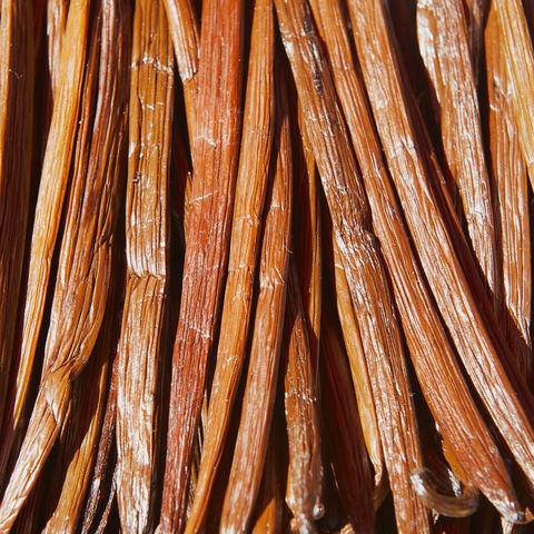 Getrocknete Vanilleschoten, La Réunion