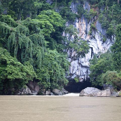 Die abenteuerliche Kong-Lor-Höhle, Laos