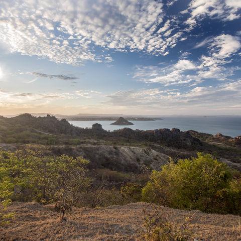 Die Buchtenwelt rund um Antsiranana, auch bekannt als Diego Suarez, im Norden, Madagaskar
