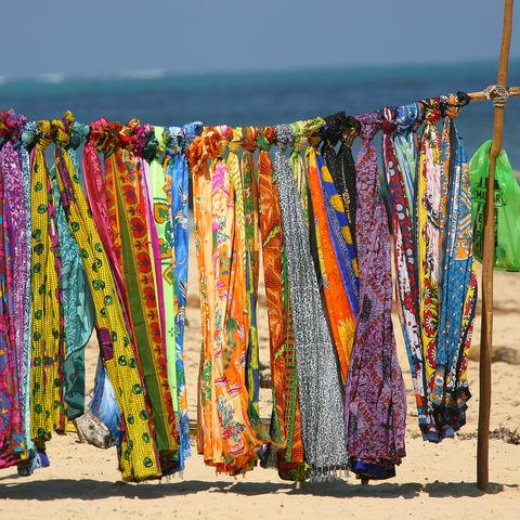 Die Farben des Sommers, Madagaskar