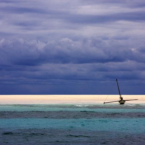 Die faszinierende Strandlandschaft von Nosy Be, Madagaskar