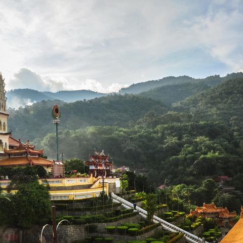 Tempel in Georgetown, Malaysia