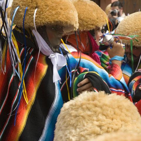 Chiapa de Corzo Karneval, Mexiko