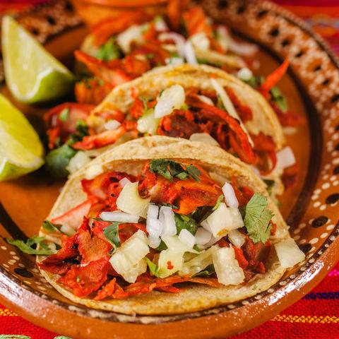 Die besten Tacos? Sie können sich durch ganz Mexiko durchprobieren..., Mexiko