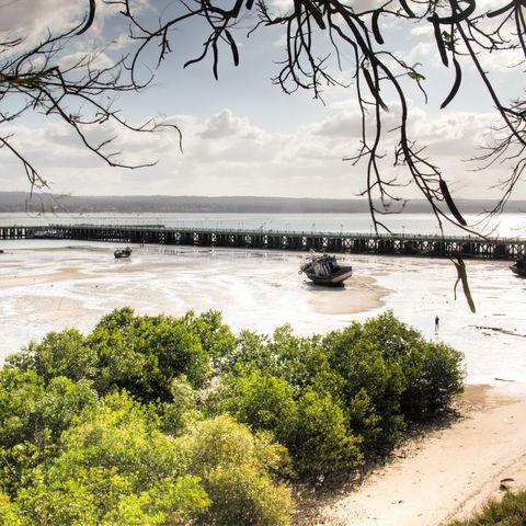 Pier von Inhambane: Kilometerlange Strände warten!, Mosambik