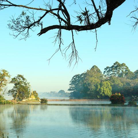 Botanischer Garten am See Pyin Oo Lwin