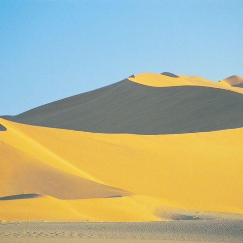 Düne in der Namib-Wüste, Namibia