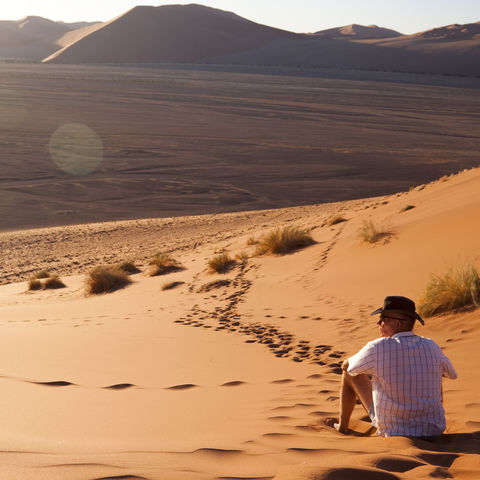 Traumhafte Namib Wüste, Namibia