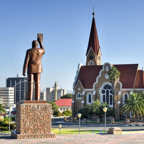 Chrituskirche in Windhoek, Namibia