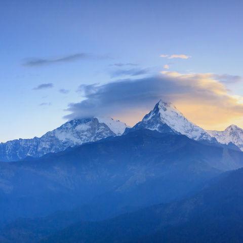 Annapurna Gebirgszug, Nepal