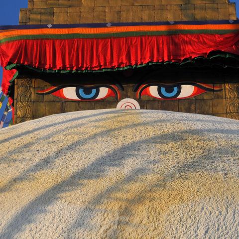 Die Augen Buddhas, Nepal