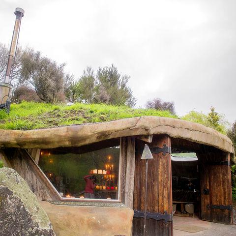 Underhill Earthhouse, Neuseeland