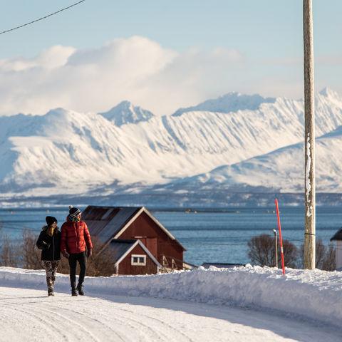 Entspannter Spaziergang (Option B), Norwegen