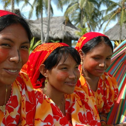 Panamaerinnen © Andreas Hilmer, a&e erlebnisreisen