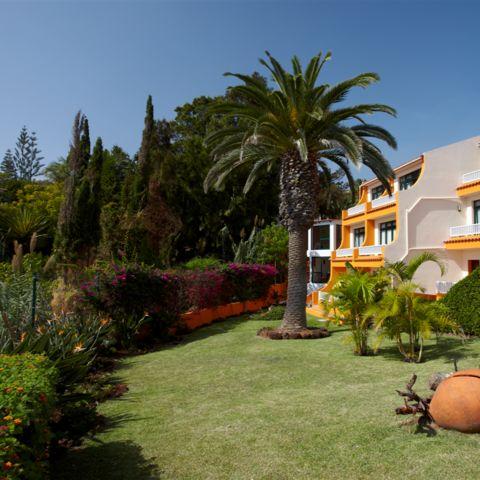 Gartenanlage, Portugal