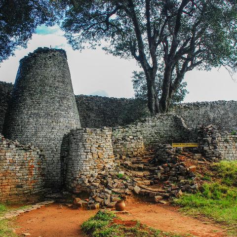 Ruinen von Groß Simbabwe, Simbabwe