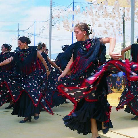 Traditionelle Tänze @ SKR, Spanien