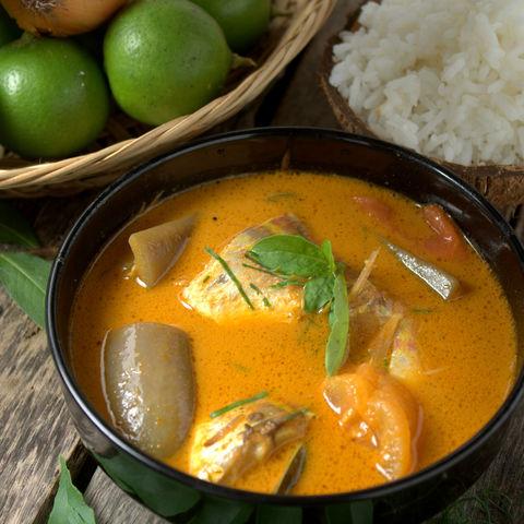 Selbstgekochtes Curry, Sri Lanka