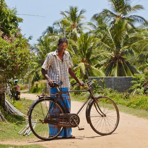 Dorfleben vor Ort, Sri Lanka