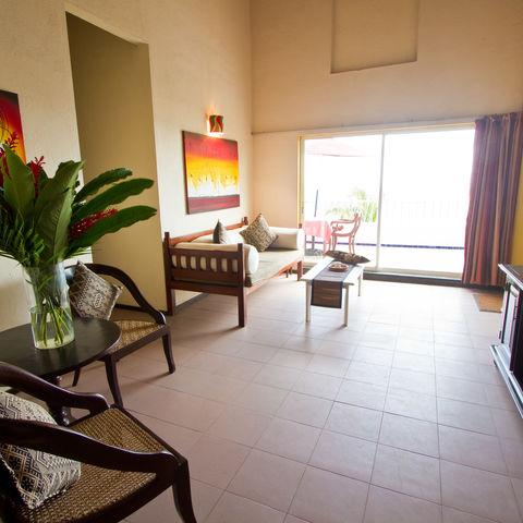 Zimmer in der Mittagssonne, Sri Lanka