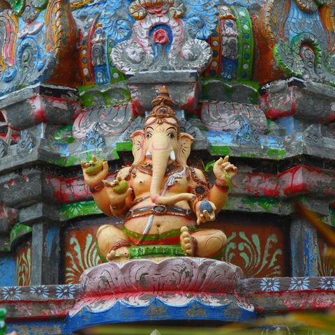 Ganesha Statue, Sri Lanka