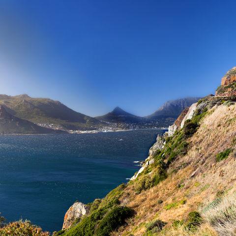 Küstenlandschaft in Südafrika, Südafrika