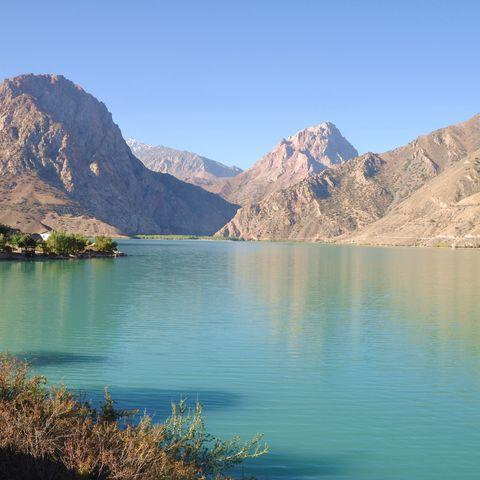 Iskandekul-See, Tadschikistan
