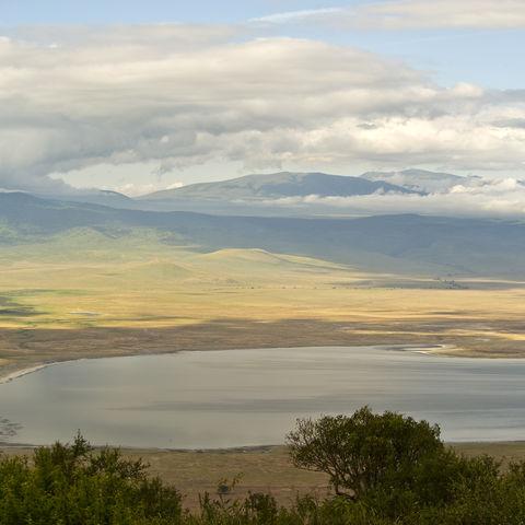 Der Ngorongoro-Krater, Tansania