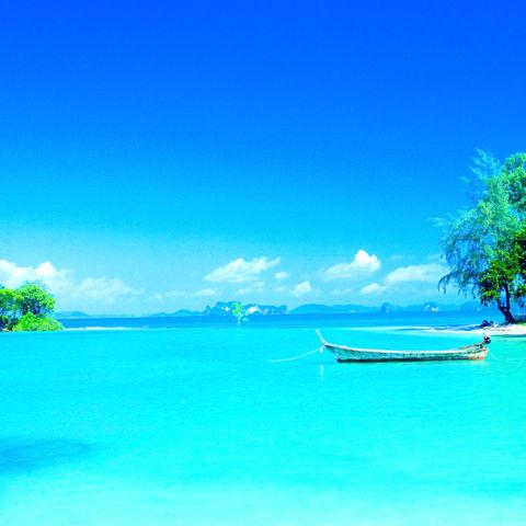 Bucht von Krabi, Thailand
