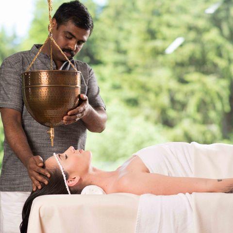 Ayurveda Behandlung @ NEUE WEGE #TITEL 1: Neue Energie für Körper und Geist! #TITEL 2: Traditionelle Ayurveda Behandlungen, Ayurveda