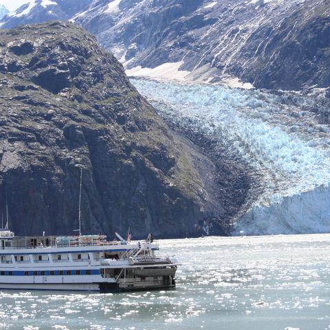 Bootstour im Glacier-Bay-Nationalpark, Alaska