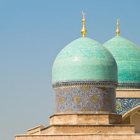 Usbekistan & Kirgistan