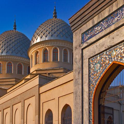 Moschee in Taschkent, Usbekistan