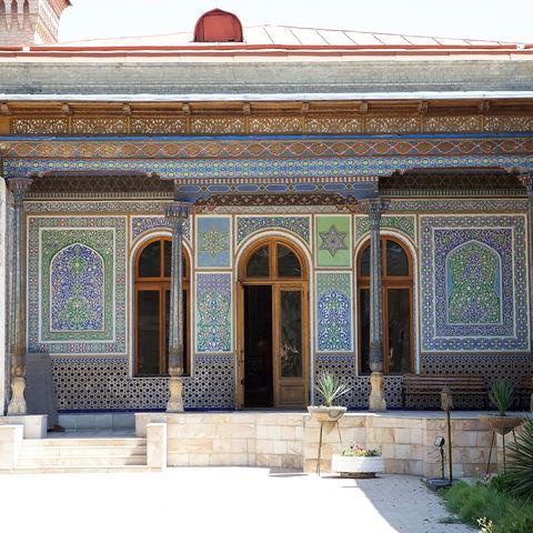 Museum für angewandte Kunst in Taschkent, Usbekistan