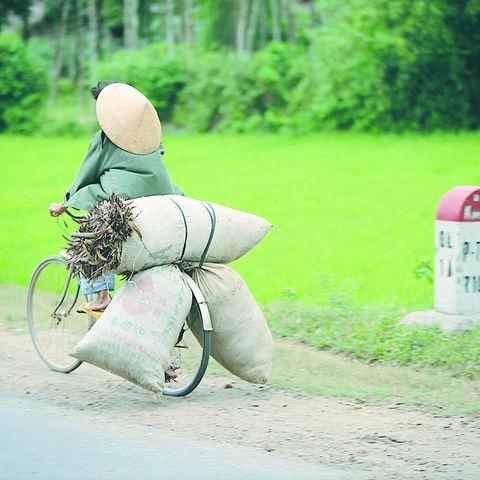 Transport per Fahrrad, Vietnam