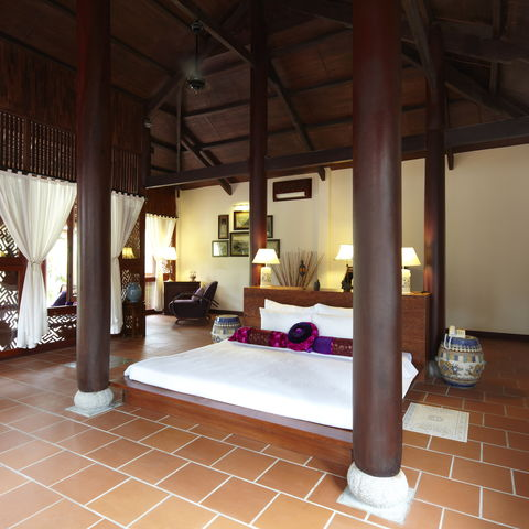 Zimmer des Ho Tram Beach Resort, Vietnam