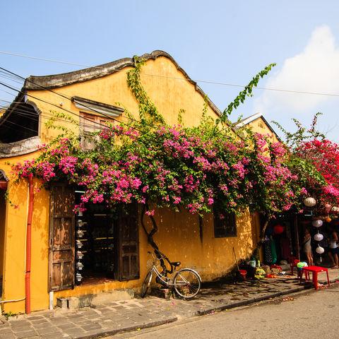 Ein wahrer Augenschmaus: Spaziergang durch Hoi Ans Straßen, Vietnam