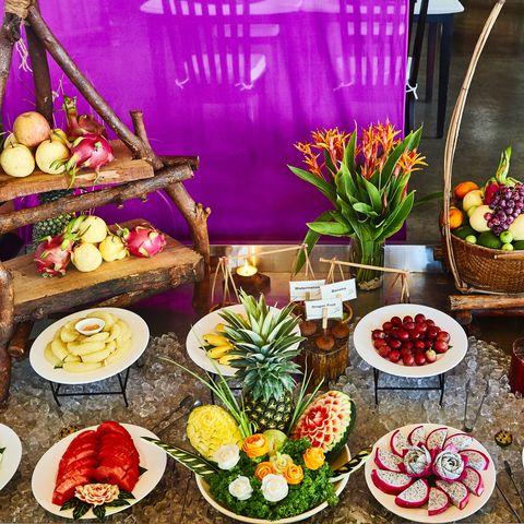 Frühstücksbuffet, Vietnam