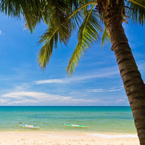 Strand auf Phu Quoc, Vietnam