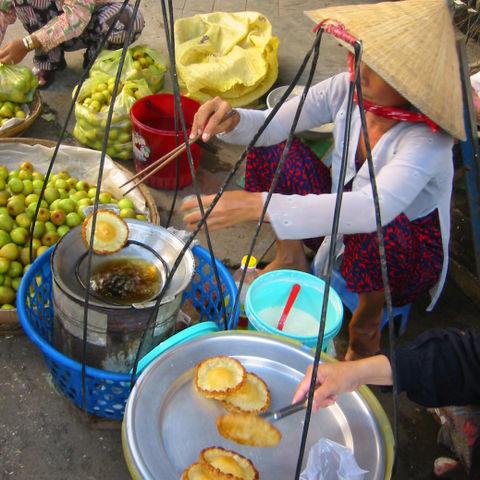 Vietnamesisches Street Food, Vietnam