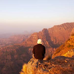 Blick auf die Simien-Berge © Galyna Andrushko, Dreamstime.com