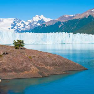 Perito-Moreno-Gletscher in Patagonien © Thinkstock, iStockphoto
