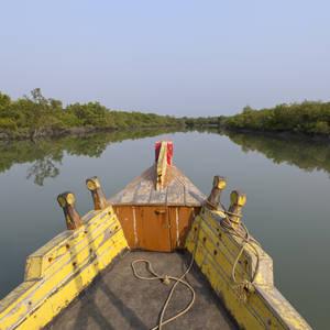 Bootsfahrt in den Sundarbans © David Evison, Dreamstime.com