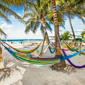 Strand auf Caye Caulker © Aleksandar Todorovic, Dreamstime.com