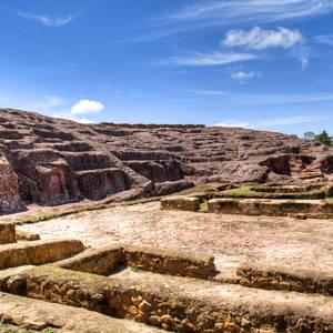 Inka-Ruinen in Samaipata © Nicolas de Corte, Dreamstime.com