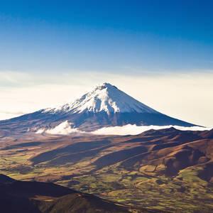 Der Cotopaxi Vulkan und seine Umgebung © Pablo Hidalgo, Dreamstime.com