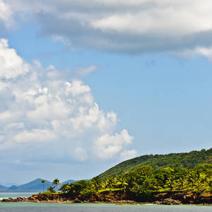 Tropische Insel © Adeliepenguin, Dreamstime.com